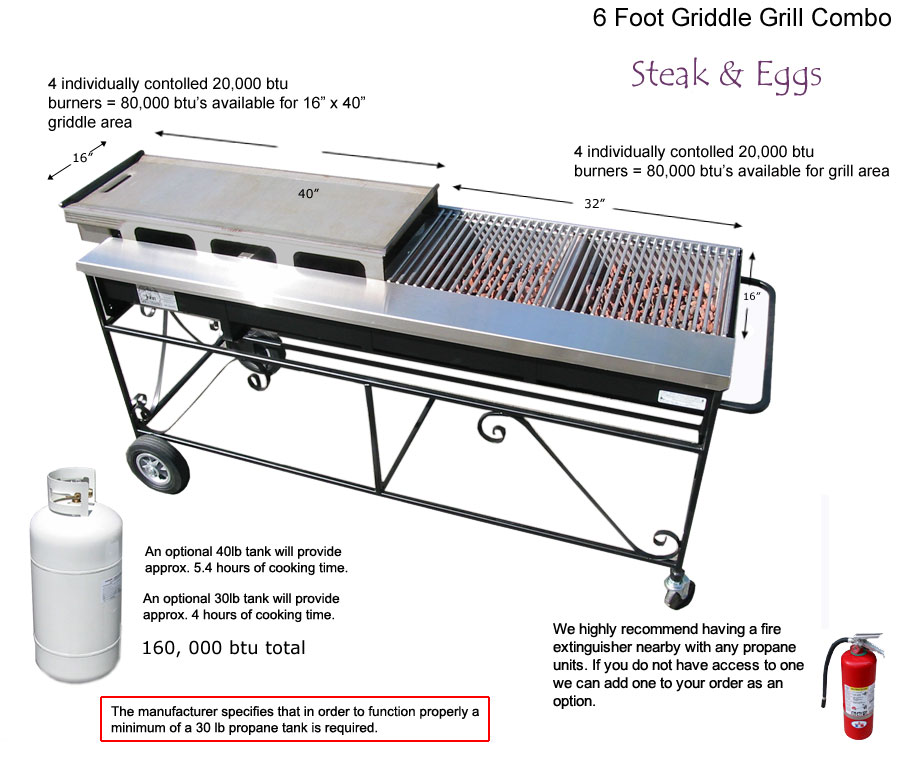 Images Of Gas Grill And Griddle Combo